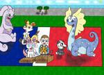 Kalos (G6) - Pokemon through the ages (PTTA)