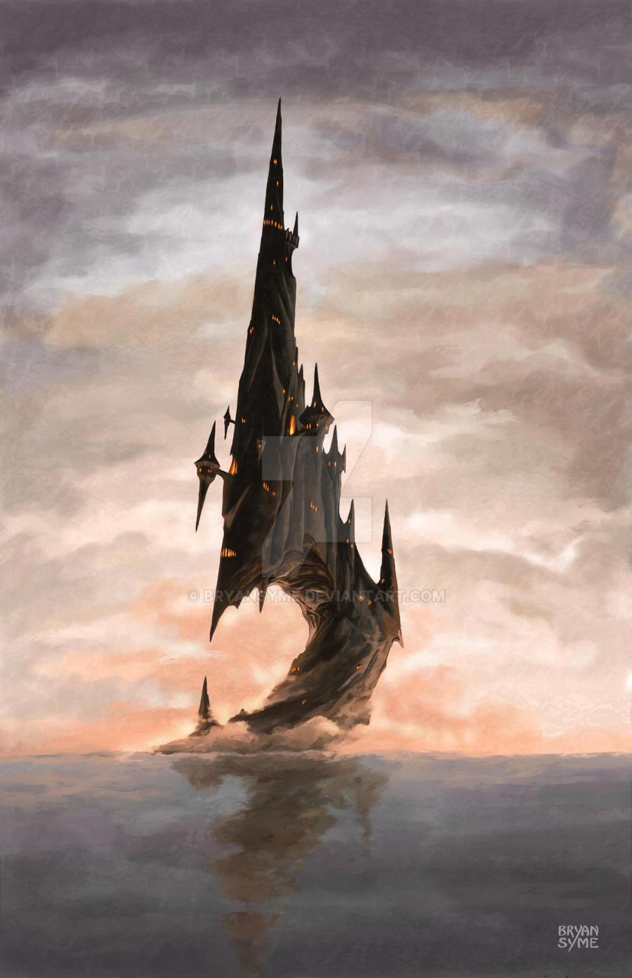 Megathra by BryanSyme