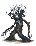Weeping Treant
