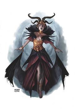 Dusk Queen