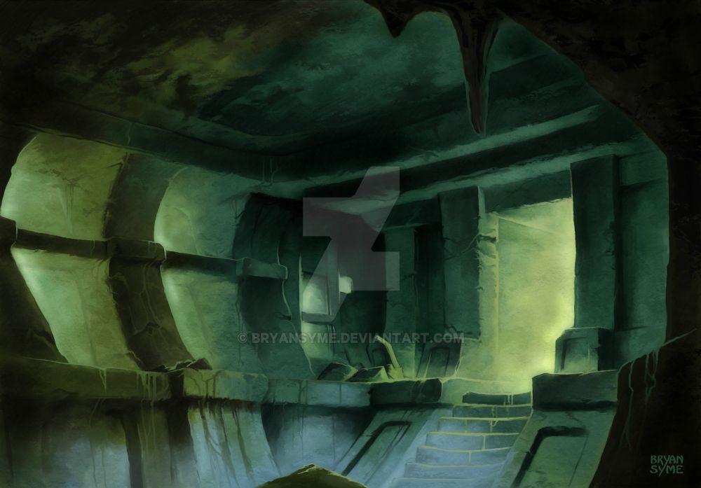 La faille : dans les Abysses (3) Blingdenstone_sm_by_bryansyme-d98uuo9
