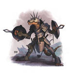Scrapyard Warrior