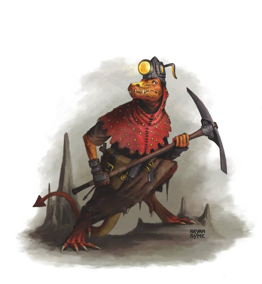 Kobolds image by Rob Jones   Fantasy creatures art