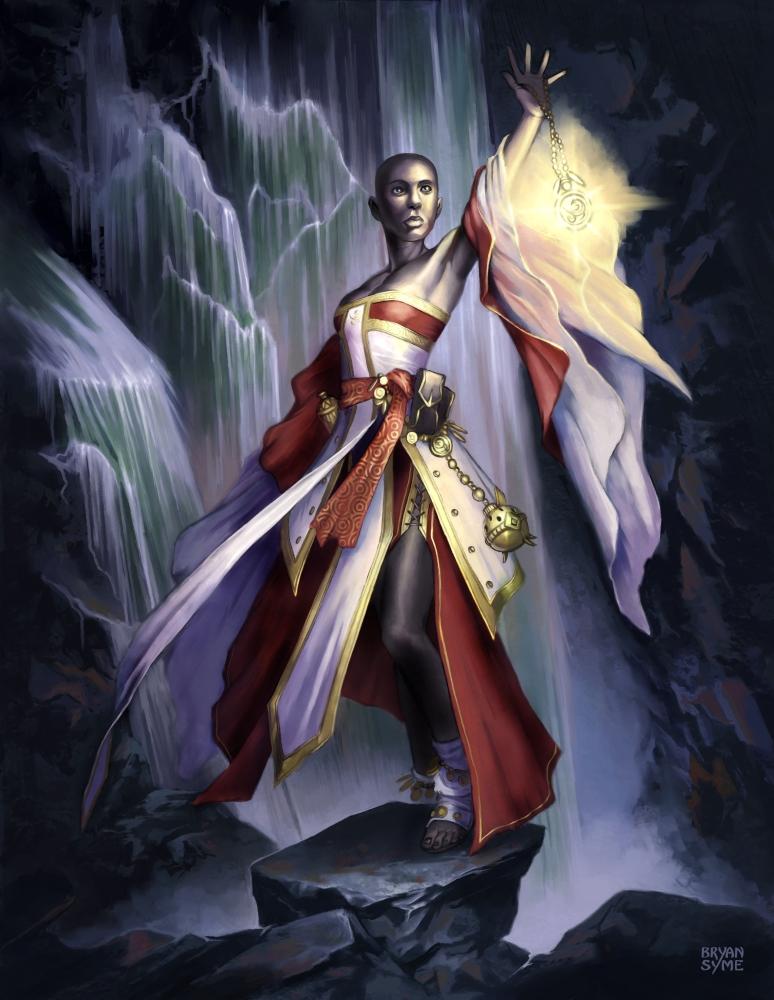 Priestess By Bryansyme On Deviantart