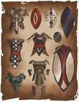 Weapons Ki Khanga 3sm by BryanSyme