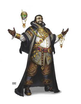 Silksworn Occultist