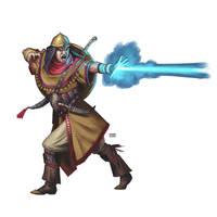 Battlecaster by BryanSyme