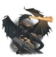 Clockwork Dragon by BryanSyme