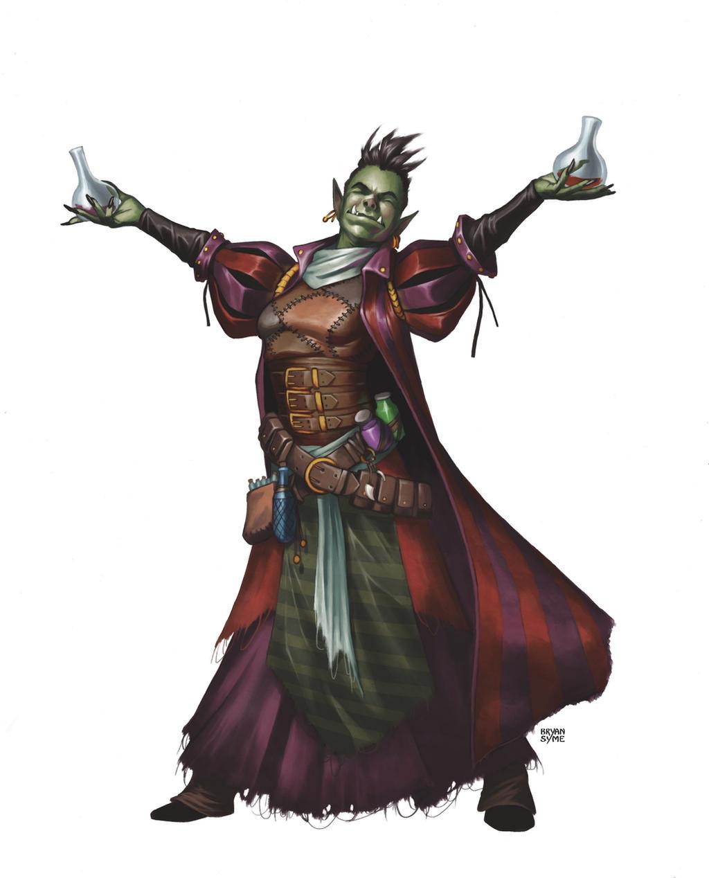 2952261a8 ... Female Alchemist Art: Drunk, Alchemist By BryanSyme On DeviantArt