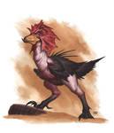 Mutant Chicken
