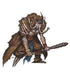 Cave Giant Shaman