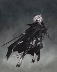 Cinder daughter of Malcanthet