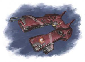 The Scarlet Corsair