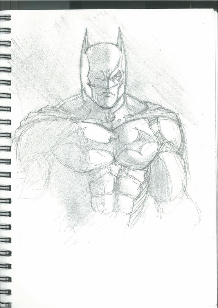 Batman arkham origins by dushans