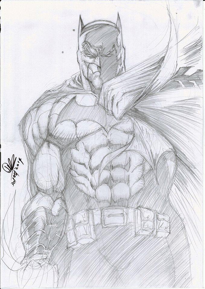 Batman by dushans