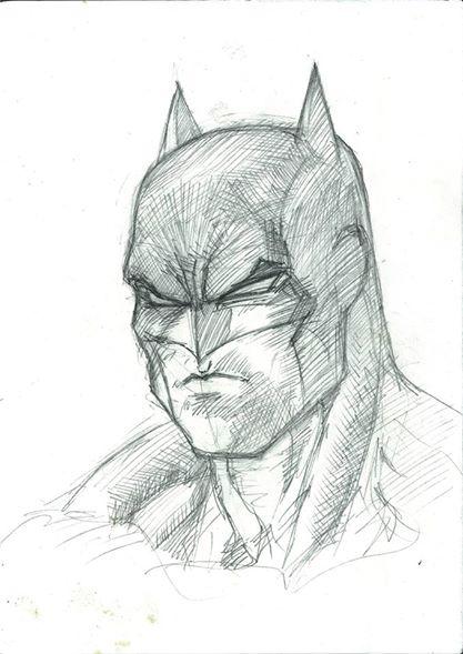 Batman jim lee fan art by dushans