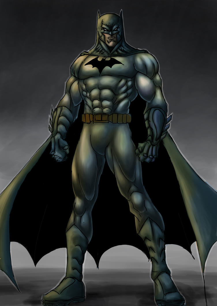 batman by dushans