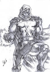 Doctor Doom by dushans