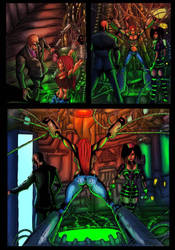 Liza ray issue 3 page 3 by dushans