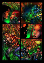 Liza ray issue 3 page 6 by dushans