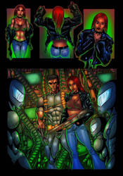 Liza ray issue 3 page 7 by dushans