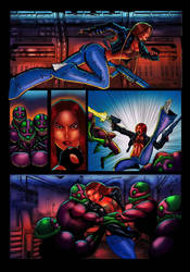 Liza ray issue 3 page 8 by dushans