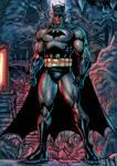 Batman Ultimate Colour Jim Lee