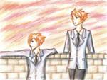 +Ouran Twins+ Kaoru and Hikaru