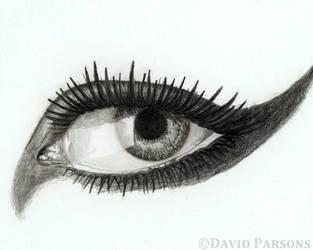 Eye Series 03 by Dave-Star