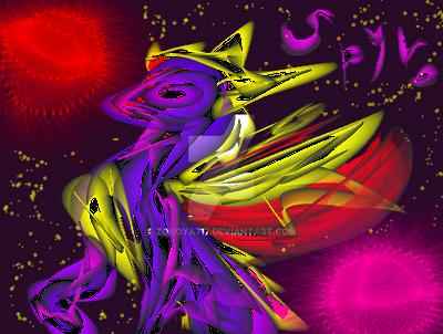 Spyro by Zonoya717