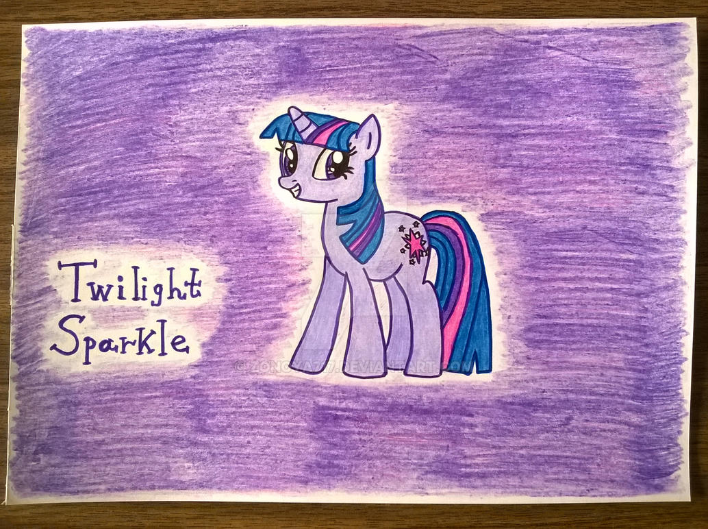 Twilight Sparkle by Zonoya717