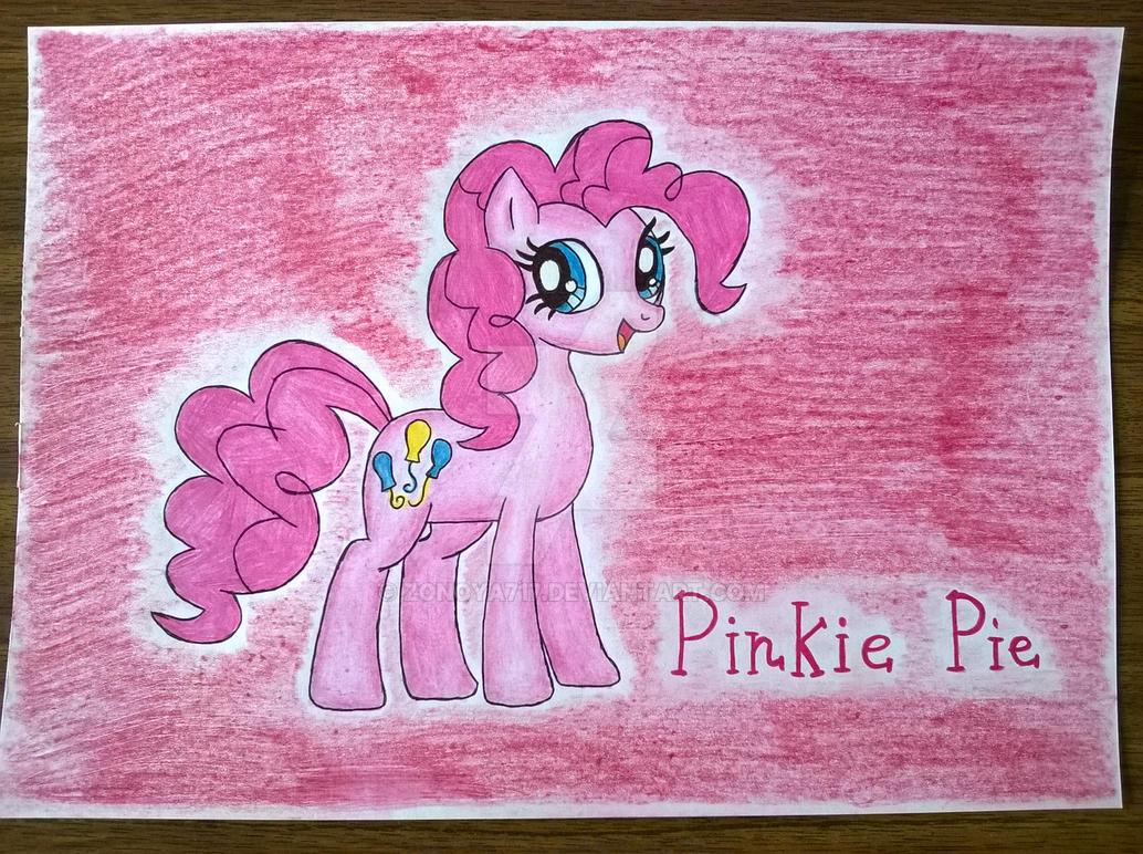 Pinkie Pie by Zonoya717