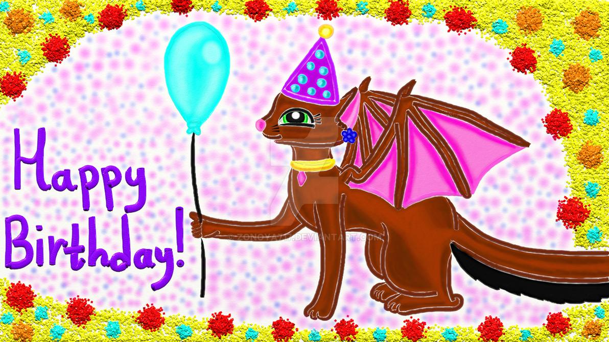 Happy Birthday, Mommy! by Zonoya717