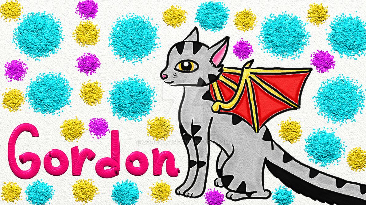 Gordon by Zonoya717