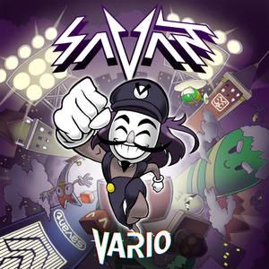 Savant: Vario Cover