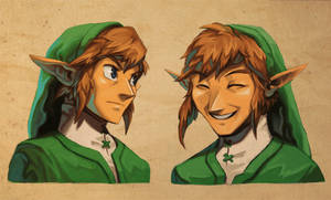 Faces of Link