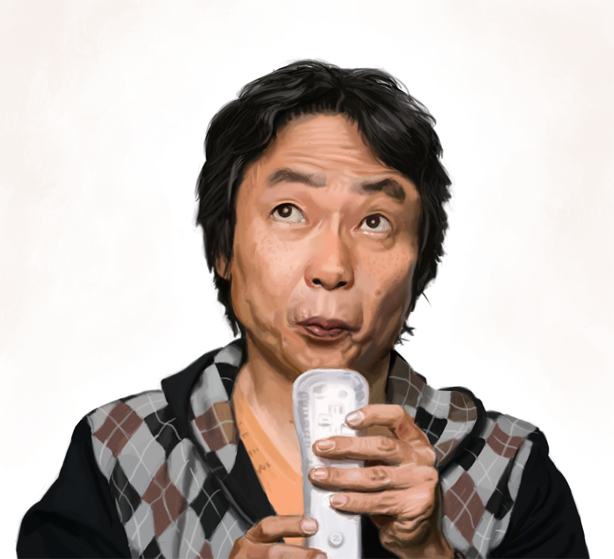 Miyamoto by Imson