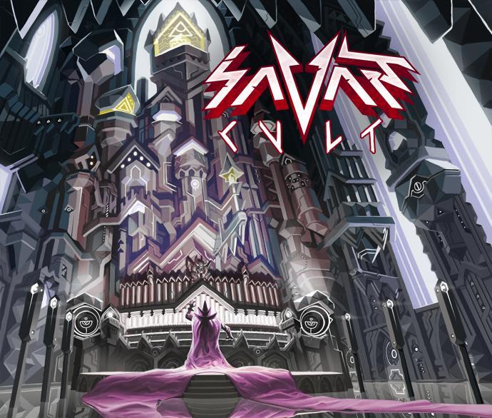 Savant Cult by Imson