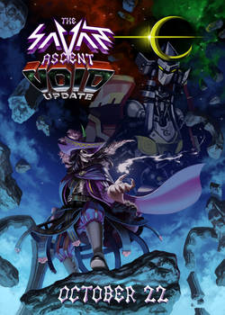 The Savant Ascent Void Update Poster