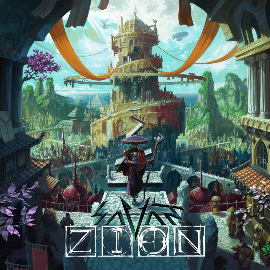 Savant Zion by Imson