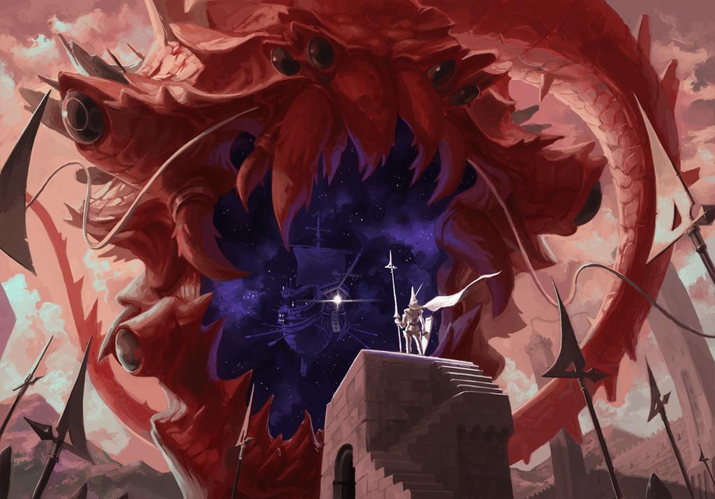 Celestial Portal by Imson on DeviantArt  Celestial