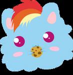 Pet Rainbow Dash