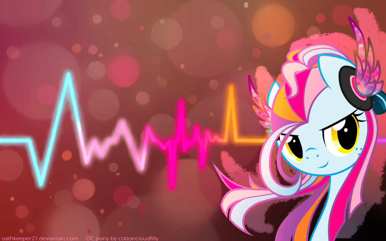 DJ Dolly Wallpaper by Oathkeeper21