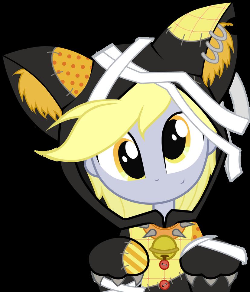 Kitty Derpy Hooves by Oathkeeper21