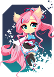 Kitsune Fluttershy