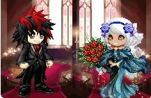Kunojen: Wedding by PrincessXajennWolf