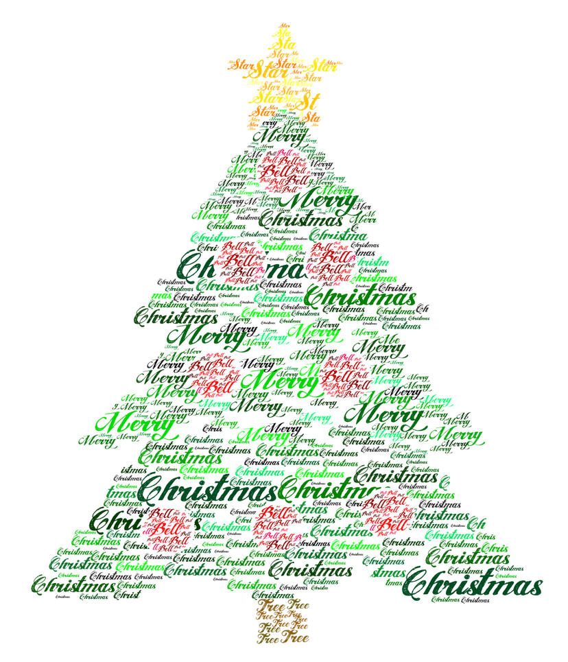 Christmas Tree Ascii