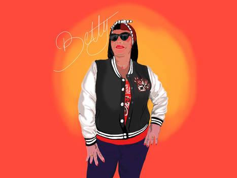 Betty Bangs 001