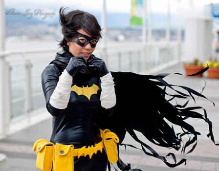 Cassandra Cain/Black Bat