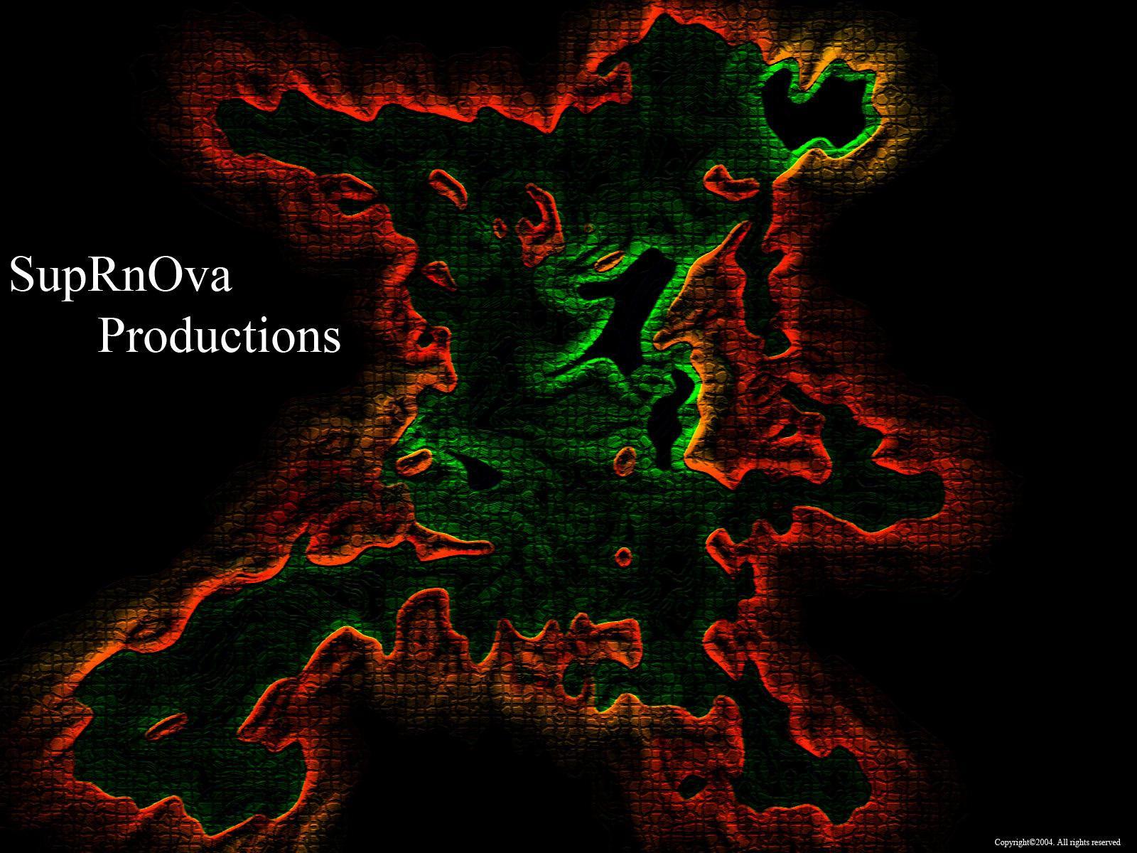 SupRnOva Productions by SupRn0va